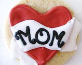 tattoo!  Mothers Day Cookies