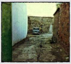 #vacaciones #coche #pueblos