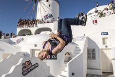 Red Bull Art of Motion 2016: Vitórias de Bart Linden e Lynn Jung, Salgado em 5º