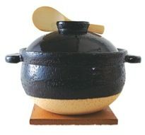 Authentic Iga-Yaki pottery, by Nagatani-en from Iga, Japan.