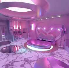 A clean kitchen is important to the safety of your whole house Check out our guide for 15 most brilliant kitchen cleaning hacks of all time. The last thing you want is to be bored with this super futuristic neon bedroom decor . Cute Room Decor, Cute Bedroom Ideas, Girl Bedroom Designs, Teen Room Decor, Awesome Bedrooms, Cool Rooms, Bedroom Decor, Teen Bed Room Ideas, Cool Girl Bedrooms