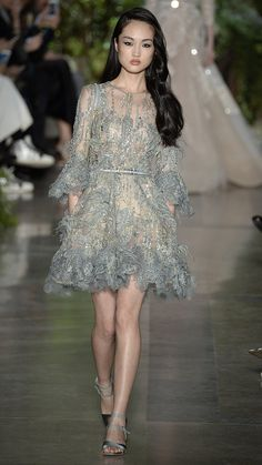 Elie Saab Spring/Summer 2015 Haute Couture via @stylelist | http://aol.it/1Dm6206