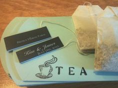 ... . : wedding cheap diy easy gift bags oot quick tea teal Wedding Tea