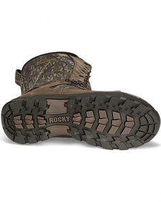 Rocky Prolight Imperméable snakeproof Hunting Boot Mossy Oak Rompre