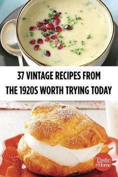 37 Vintage Recipes from the Worth Trying Today recipes recipeoftheday easy eat recipe eat food fashion diy decor dresses drinks Retro Recipes, Old Recipes, Vintage Recipes, Beef Recipes, Vegan Recipes, Cooking Recipes, 1950s Recipes, Cooking Steak, Amish Food Recipes