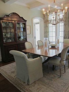 Dining room after 4
