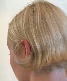 Adorable Great Gatsby Hairstyles For Short Hair 18 Great Gatsby Hairstyles, Pretty Hairstyles, Hair Inspo, Hair Inspiration, Aesthetic Hair, Grunge Hair, Dream Hair, Hair Goals, New Hair