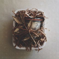 ++ organic lavender infused sugar.