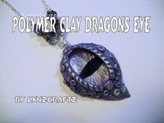 Polymer Clay Dragon's Eye tutorial - Published on Feb 5, 2015 As promised here's the Dragon's Eye tutorial! It was super fun to do! So give it a try! Thanks for watching! Enjoy! In the Us you can find the glass stone/gems online here http://www.wholesalersusainc.com/