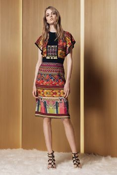 Etro Resort 2017 fashion show - Pre-Spring-Summer 2017 collection, shown 25th May 2016