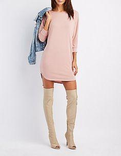 Plus Size Dresses for Women   Charlotte Russe