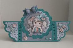 Ticket, Punch Art, Birthday Cards, Decorative Boxes, Lily, Frame, Card Ideas, Studio, Inspiration