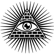 Illustration about All Seeing Eye - symbol omniscience. Illustration of chakra, egypt, illuminati - 29724601 Illuminati Tattoo, Ojo Tattoo, Images Alphabet, All Seeing Eye Tattoo, Eye Quotes, Eye Of Ra, Eye Symbol, Eye Sketch, Eyes