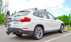 2014+ BMW X3 Invisi EcoHitch Trailer Hitch Torklift