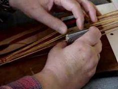 tablet weaving for beginners Inkle Weaving, Inkle Loom, Card Weaving, Basket Weaving, Tablet Weaving Patterns, Peg Loom, Fiber Art, Youtube, Crochet