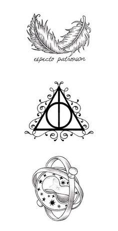 order of the phoenix tattoo - Google Search