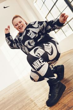 Nike - Daily Fashion and Style Inspo - beautiful models and runway shows - casual street fashion - clothing for the modern professional woman and busy. Cute Lazy Outfits, Tomboy Outfits, Cute Swag Outfits, Teenager Outfits, Nike Outfits, Outfits For Teens, Trendy Outfits, Summer Outfits, Teen Fashion