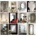Mirrored Furniture, Floor Mirror, Mirrors, Art Deco, Contemporary, Home Decor, Floor Standing Mirror, Decoration Home, Standing Mirror