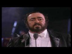 """Giacomo Puccini - Turandot - Luciano Pavarotti in """"Nessun dorma"""""""