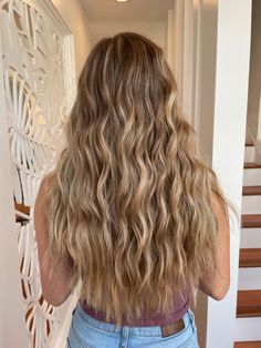 Surfer Girl Hair, Beachy Girl, The Perfect Getaway, Hair Flip, One Hair, Girl Hairstyles, Salons, California, Long Hair Styles