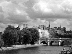a black and white paris… | French Essence