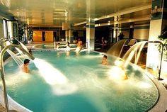 Relájate 1 o 2 noches en Hotel Salamanca Forum 4* con desayuno, acceso al Spa por 53€, opcional cena y masajes