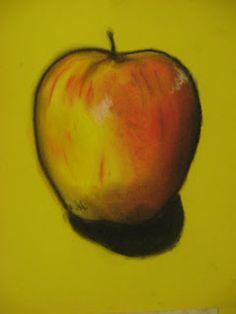 MaryMaking: Cezanne Meets Matisse Apple Still Life