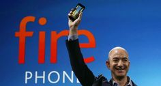 Jeff Bezos got richer in 2016 while the rest of us are just chumps, I guess - NETSKYDE Bill Gates, Amazon Fire Phone, T Mobile Phones, Amazon New, Smartphone, Richest In The World, Ottolenghi, Mobile Application Development, Web Development