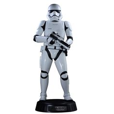 Star Wars: The Force Awakens Stormtrooper Life Size Statue by Sideshow (Oct 2016) #stormtrooper #starwars #tfa #theforceawakens #sideshow #lifesize #awesome #cool #instacool #beautiful #beauty #amazing #love #instalove #fun #art #instagood #collectible #toy #new