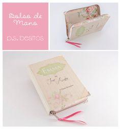"""Jane Austen """"Emma"""" Book clutch. €50.00, via Etsy."""