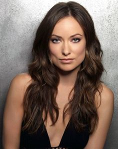 Olivia Wilde. Just to prove why i think shaded summer... this black isn't TOO bad..