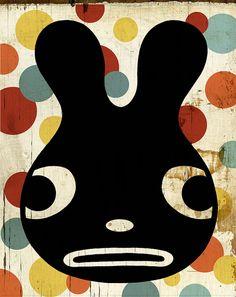 sad rabbit by dickdaniels57, via Flickr