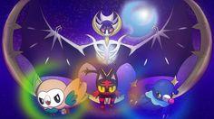 Pokemon Moon Homage Wallpaper by Zion2.deviantart.com on @DeviantArt