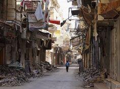 #Syria #revolution #havoc