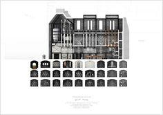 drawingarchitecture:    The Augmented Distillery  Matt Drury