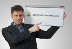 avoid blogging mistakes