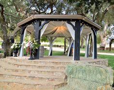 Outdoor Weddings by An All Inclusive Event Rustic Wedding, Country Wedding, Gazebo. Silverado Canyon, Orange County 714-589-5009