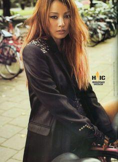 Lee Hyori for Cosmopolitan Korea September 2012