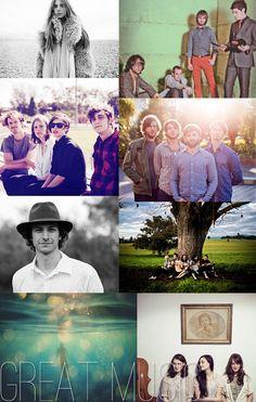 The Paper Kites, Gotye, Lykke Li, Husky, The Jezabels, Ben Howard, The Staves, music, bands