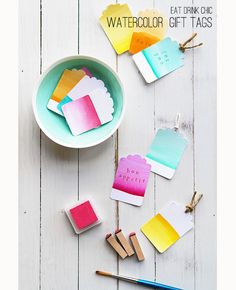 12 handmade gift wrap ideas on etsy. eatdrinkchic