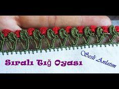 ÇITI PITI OYASI (SESLİ ANLATIMLI) - YouTube Saree Kuchu Designs, Crochet Doilies, Friendship Bracelets, Diy And Crafts, Youtube, Jewelry, Gardening, Craft, Needlepoint