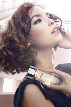 Arizona Muse: Estee Lauder Modern Muse Fragrance (Vogue.com UK)