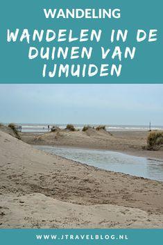 Ik maakte een wandeling in de duinen van IJmuiden. Mijn belevenissen en mijn route lees je in dit artikel. Loop je mee? #ijmuiden #strand #bunkers #tweedewereldoorlog #duinen #wandelen #hiken #jtravel #jtravelblog