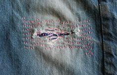 sashiko worthy : garment no.7