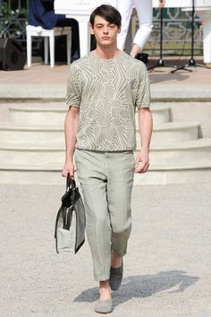 Corneliani spring summer 2015 | Men's Fashion | Menswear | Men's Outfit | Casual with Style | Moda Masculina | Shop at designerclothingfans.com