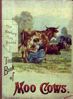 The Book of moo-cows, 1895