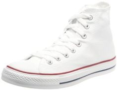 Converse Unisex-Adult Chuck Taylor All Star Hi-Top Trainers  Amazon.co.uk   Shoes   Bags e5bfd5d78