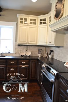 kitchen decorating ideas from molly filipczak at cm home builders and real estate from parade - Painted Wood Home 2015