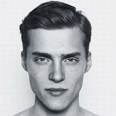 Best Hairstyles for Men: Add a side part. #menshair #menshairstyles #menshaircuts