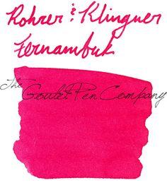Rohrer & Klingner Fernambuk